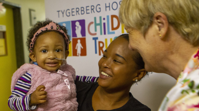 Tygerberg Hospital Children's Fund