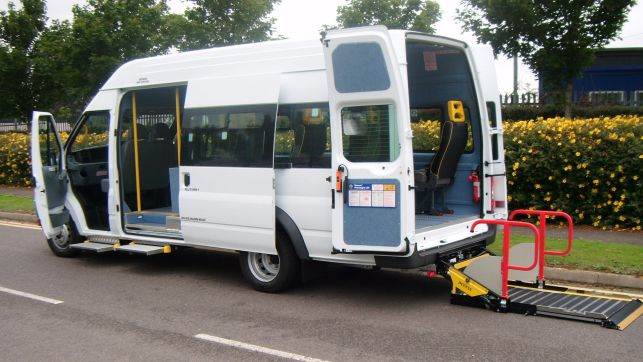 Gabriella Centre Vehicle