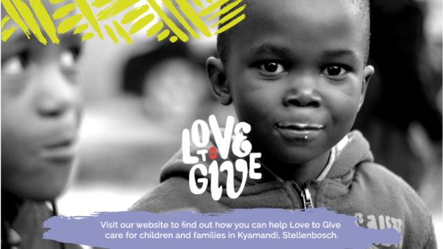 Love to give - a caring community