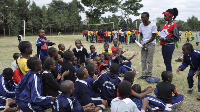 Using The Power Of Football to Fight HIV/AIDS