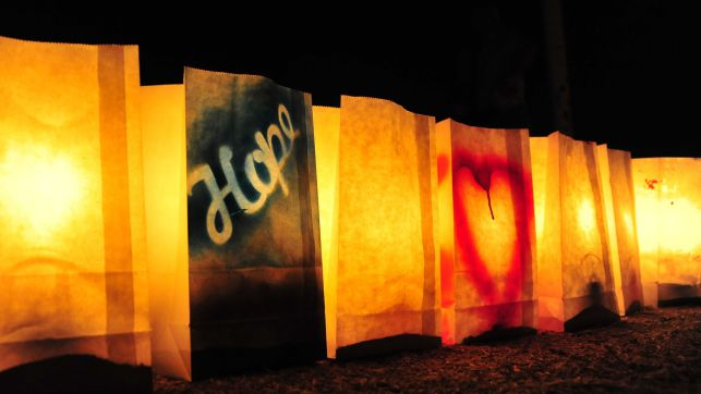 Dedicate a Virtual Luminaria