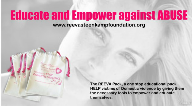REEVA PACK - One Stop Educational Domestic Violence pack.