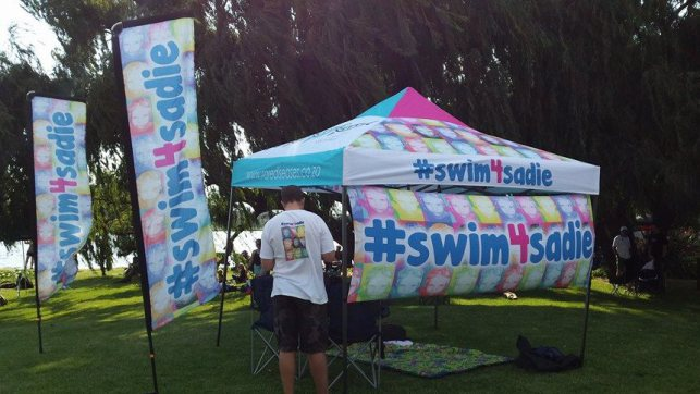 Swim4Sadie - Midmar Mile 2017