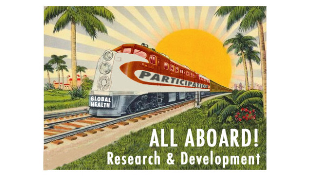All Aboard! Global Health Governance Research Project