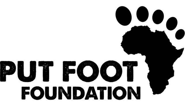 Project in support the Put Foot Foundation
