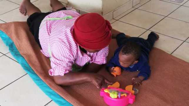 Jo'burg Child Welfare's Granny Programme