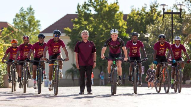 #Maties100 - Bursaries for needy Stellenbosch students