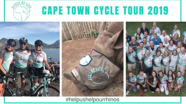 Cycle of Life - Cape Town Cycle Tour 2019