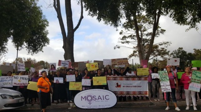 Help MOSAIC: Stop Gender-Based Violence!