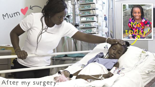 Heart Surgery for 100 Vulnerable Children