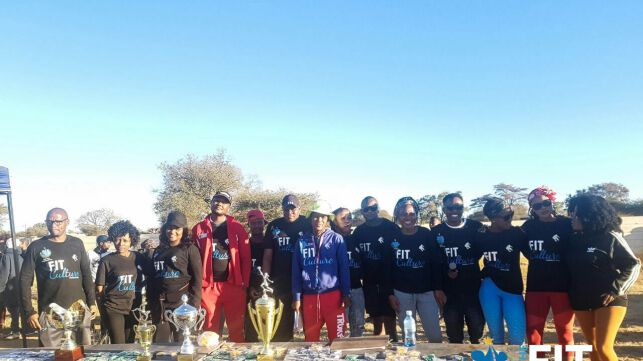 2nd Annual Lekubu Village Youth Awareness Fitness Culture