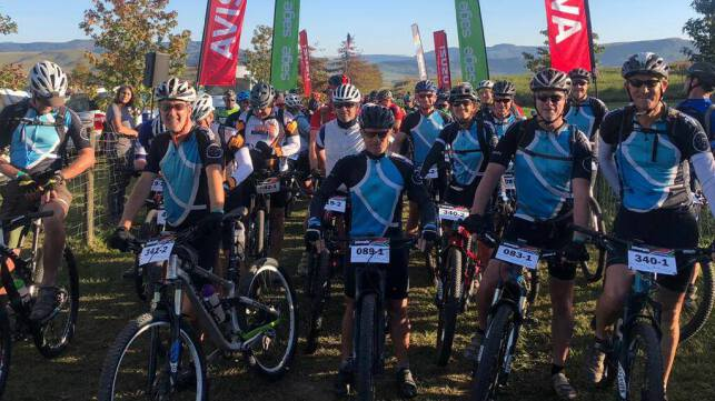SFLL Pedal for a purpose at 2020 JoBerg2c
