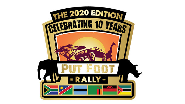 2020 Put Foot Rally: Cape Town to Mozambique