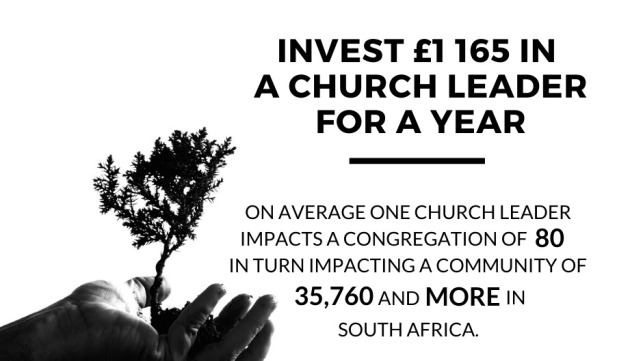 Invest in a church leader