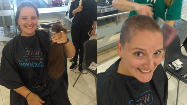 Shavathon 2020 - Become an Online Fundraising Champion