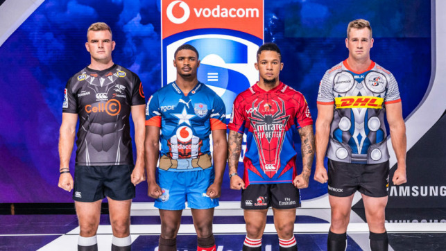 Vodacom Super Rugby supports childhood cancer