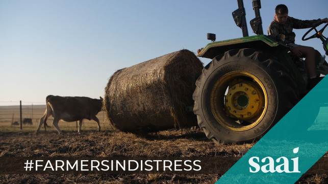 Farmers in distress // Boere in nood