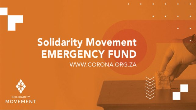 Solidarity Movement EMERGENCY FUND