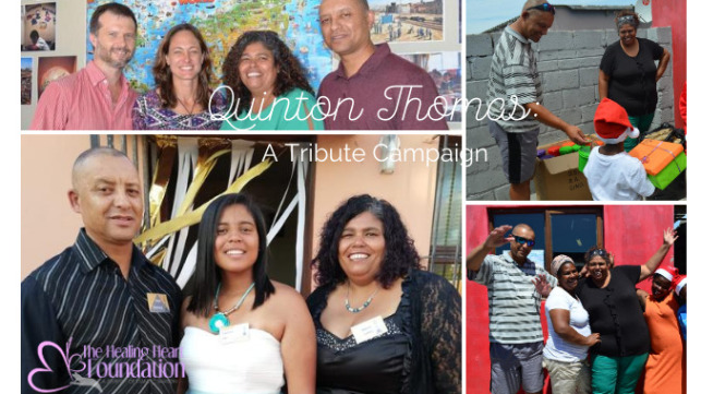 A Tribute Campaign for Quinton Thomas