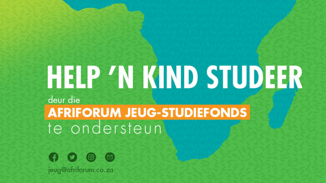AfriForum Jeug-studiefonds / AfriForum Youth's study fund