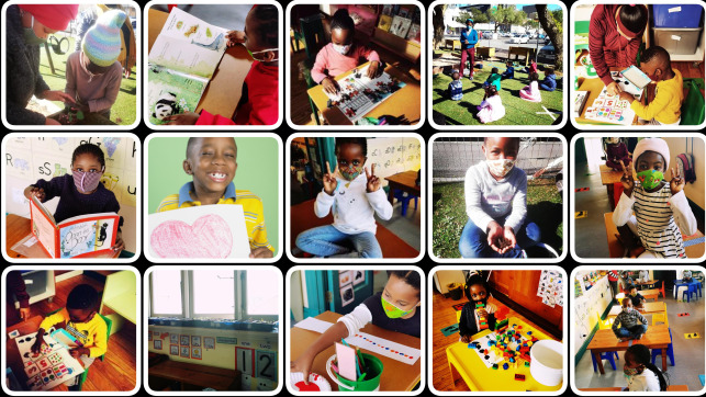 Your monthly gift for the children at Stepping Stones